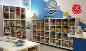 Il Mondo senza Glutine: Buono acquisto del valore di 40 € su tutti i prodotti senza glutine Bezgluten in 42 negozi Il Mondo senza Glutine