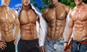 The Hollywood Dream Men Male Revue: The Hollywood Dream Men Male Revue on Friday, June 17, at 8 p.m. or 10:30 p.m.