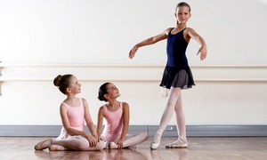 Premier Dance Academy: Four or Eight Kids' Dance Classes at Premier Dance Academy (Up to 71% Off)