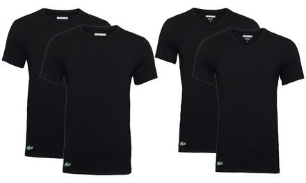 Set di 2 Lacoste T-shirt da uomo