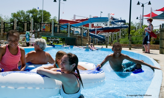 Barefoot Bay Family Aquatic Center - Mundelein: Admission for Two or Four to Barefoot Bay Family Aquatic Center (Up to 44% Off)