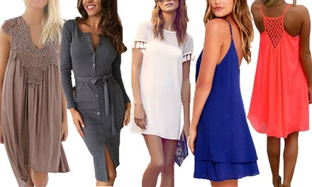 Clearance Summer Dresses in Choice of Design