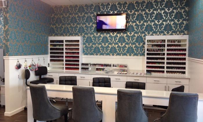 Couture Pedi Spa - Great Uptown: A Manicure and Pedicure from Couture Pedi Spa (20% Off)