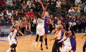 Indiana Fever: Indiana Fever Games (May 14–July 1)