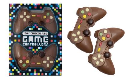 1x oder 2x 2er-Set Game-Controller aus Schokolade