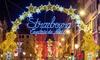 Strasbourg : Marché de Noel de Strasbourg avec transport en bus