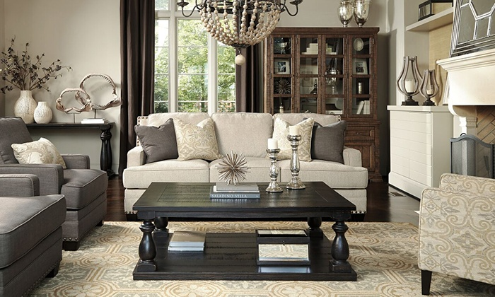 Furniture And Accessories Ashley Homestore Greenville Spartanburg Anderson Groupon