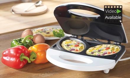Cooks Professional Multifunction Omelette Maker