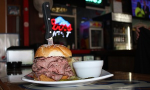 $11 for $20 Worth of Food and Drink at Ferg's Depot