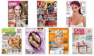 Zenais (Chili - Mondadori - Infinity): Abbonamenti Mondadori: Donna Moderna e tutte le riviste femminili di Casa e Cucina con spedizione gratuita