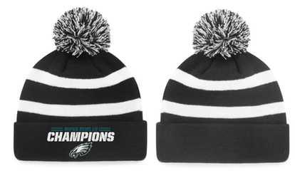 88d393f875bba Shop Groupon NFL Super Bowl LII Champs Philadelphia Eagles Hats by Fan  Favorite