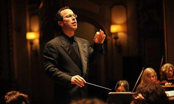 Albany Symphony - Arbor Hill: Albany Symphony Concert at Palace Theatre (Up to Half Off). Four Concerts Available.
