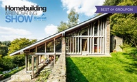 The Scottish Homebuilding & Renovating Show, Entry for Two, 20 or 21 May (Up to 64% Off)