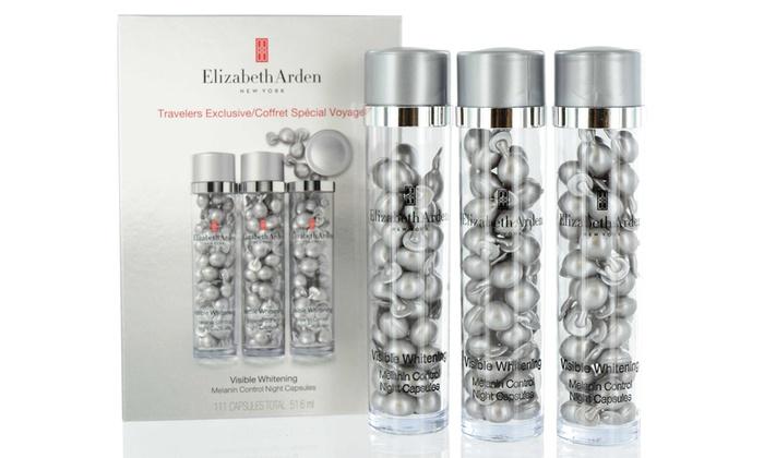 Elizabeth Arden Visible Whitening Night Serum Capsules (111-Count)