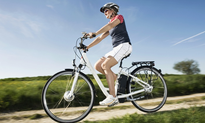 Easy Motion - Dublin: Electric Bike Rental: One, Three or Seven Days at Easy Motion (Up to 53% Off)