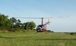 Helico.nu: Luchtdoop in een helikopter (20 min) met Helico.nu vanaf € 89,99