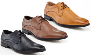 Adolfo Manny Men's Plain Toe Dress Shoes