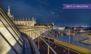 TOURIST POINT SRL: 1 o 2 ingressi per una visita con vista panoramica sul tetto della Galleria Vittorio Emanuele II di Milano (sconto 50%)