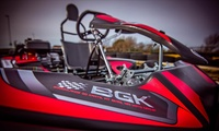 9- or 18-Minute Track Session for One or Two at Brooklands Go Karts (Up to 35% Off)