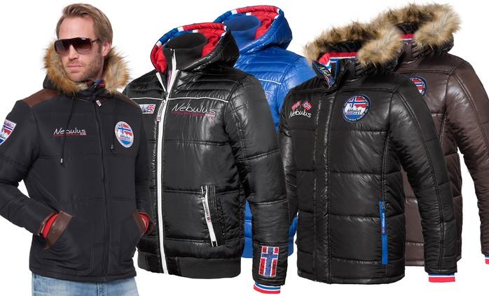 Chaquetas de invierno Nebulus para hombre disponible en varios modelos y tallas desde 46,90 € (hasta 84% de descuento)
