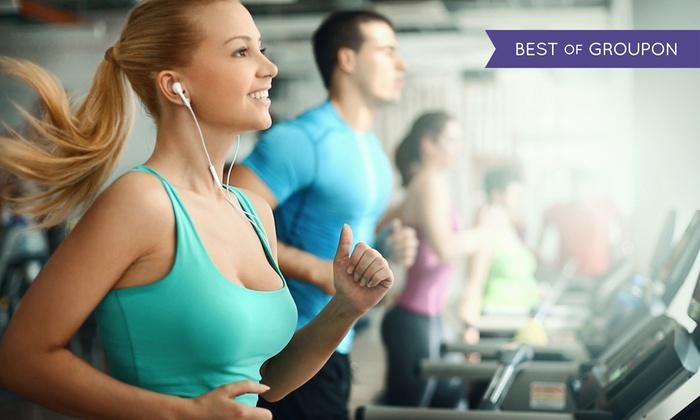 Karnet open na siłownię, fitness, saunę i więcej od 79 zł w Energy Fitness Club – 16 lokalizacji