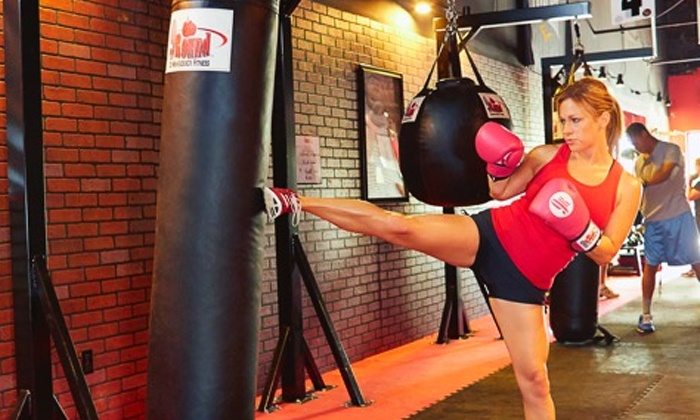 9Round Fitness & Kickboxing - Multiple Locations: One or Two Months of Unlimited Kickboxing Rounds with Hand Wraps at 9Round 30 Minute Kickboxing (Up to 66% Off)