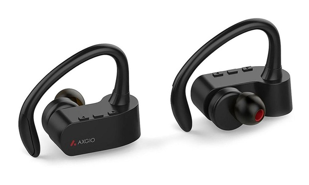 AXGIO Dash Wireless Bluetooth 4.1 Earbuds: One ($49) or Two Pairs ($94)