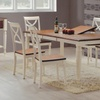 Ashton Dining Set with Expandable Table (8-Piece)