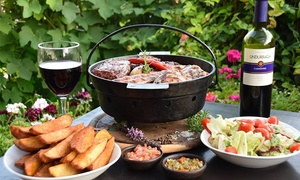 """גרינגוס: גרינגוס - מטבח דרום אמריקאי-טקסני במדרחוב זכרון יעקב: ארוחת בשרים זוגית ב-135 ₪ או ארוחת קרינבורים עם 1 ק""""ג בשר ב-199 ₪!"""