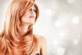 Hair & Beauty: Waschen, Schneiden, Föhnen, opt. inkl. Färben od. 20 Strähnen für alle Haarlängen bei Hair & Beauty (bis zu 62% sparen*)
