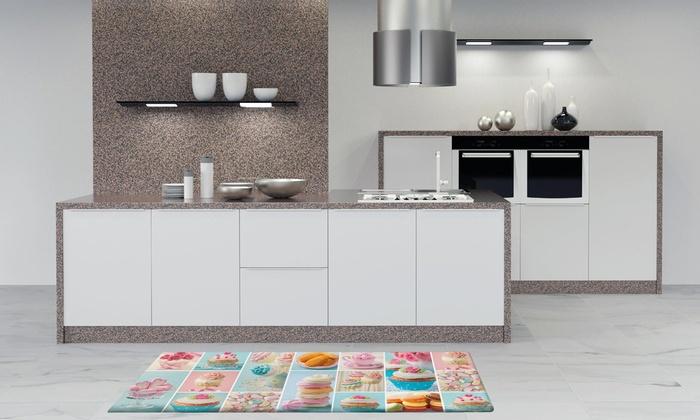 Tappeti per cucina con stampa digitale | Groupon
