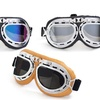 Soft Close-Fitting Face Paded Motorcycle Goggles
