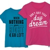 Women's Motivational T-Shirts