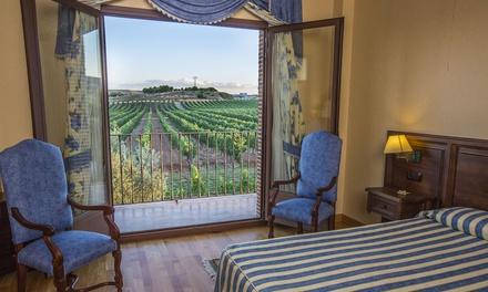Aranda de Duero: 1 o 2 noches para 2 con desayuno, visita a bodega, cata y late check-out, Hotel Area Tudanca Aranda 4*