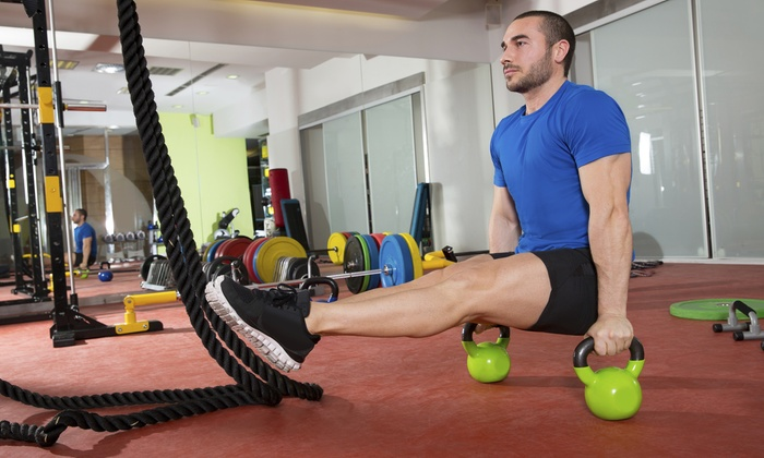 Crossfit Mayview - Bridgeville: Four Weeks of Unlimited CrossFit Classes at Crossfit Mayview (75% Off)