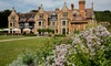 Worcestershire: 4* Stay with Breakfast