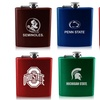 NCAA Laser-Engraved Old Fashioned 6oz. Flask
