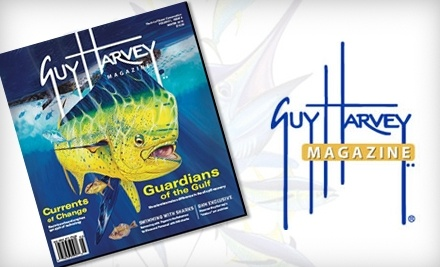 Guy Harvey Magazine - Guy Harvey Magazine in