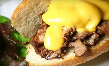 $15 Groupon to Philadelphia Sandwich Company - Philadelphia Sandwich Company in Scottsdale