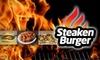 Half Off at SteakenBurger