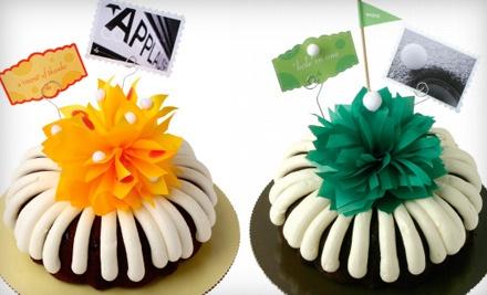 1 Custom-Designed Cake (a $39 value) - Nothing Bundt Cakes  in Corte Madera