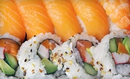 $20 Groupon for Japanese Fare during Lunch  - Asia Bistro  in Arlington