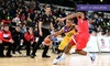 London Lions - The Copperbox: Ticket to London Lions v Cheshire Phoenix on 21 April or BBL Playoff on 28 April at Copper Box Arena (Up to 58% Off)