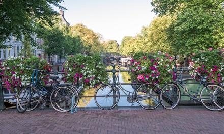 Amsterdam: Valentines Coach Trip
