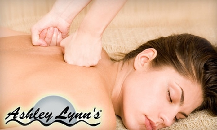 Ashley Lynn's - Multiple Locations: $30 for a 60-Minute Massage at Ashley Lynn's ($65 Value)