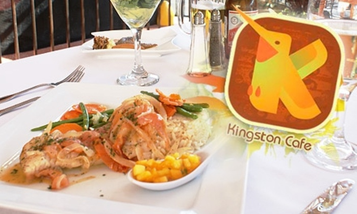 Kingston Café  - Pasadena: $20 for $40 Worth of Caribbean Cuisine and Drinks at Kingston Café