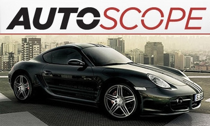 Autoscope Motorsports - Dallas: $89 for a Full European Car Detailing from Autoscope Motorsports