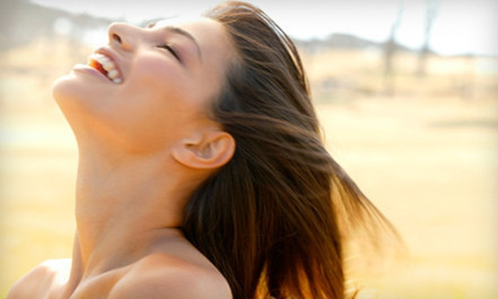 Mind Body Harmonics - Northeast Regina: One, Three, or Five 60-Minute SoQi Hotbed and Lightstream Wand – Resonant Frequency Entrainment Spa Packages at Mind Body Harmonics (Up to 59% Off)