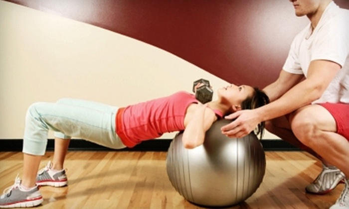 Vita Fitness & Physical Therapy - Multiple Locations: $47 for Three Personal Training Sessions at Vita Fitness & Physical Therapy ($174 Value)