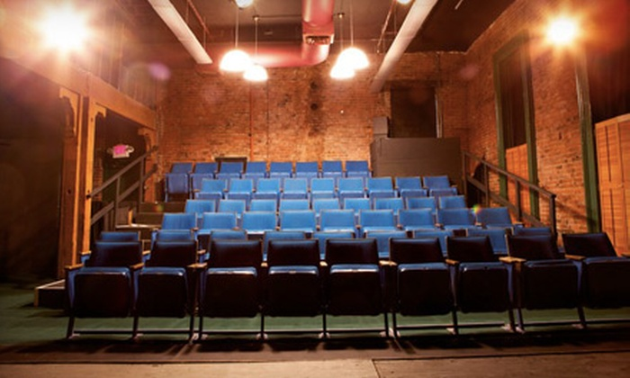 Capitol City Theater - Central Area: Improv-Comedy Night for Two or Four at Capitol City Theater